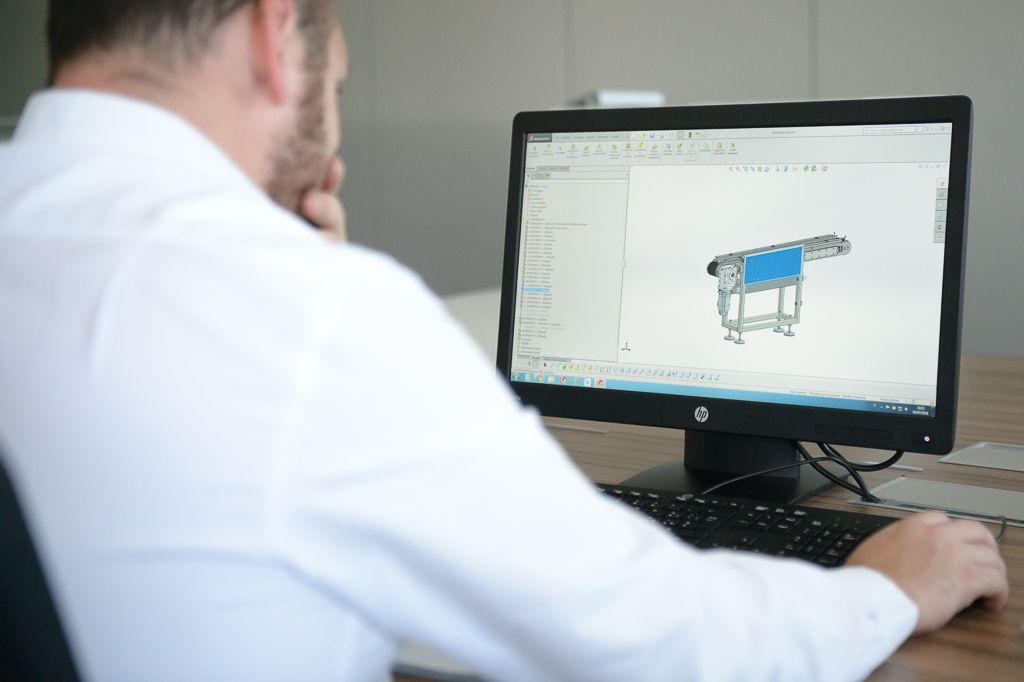vendita e progettazione macchine V-Shapes