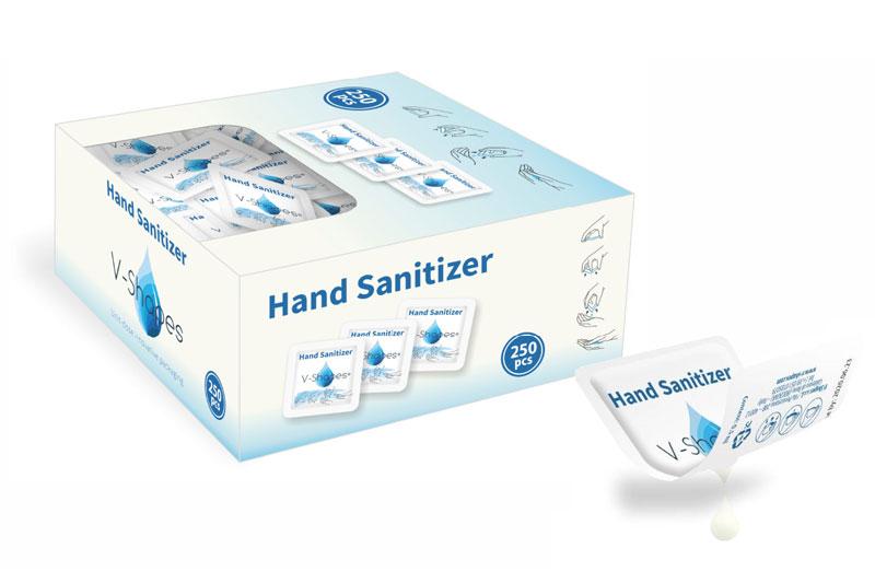 Hand detergent supply