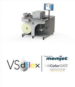 Print Machne VS dflex